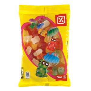 DIA golosinas ositos azucarados bolsa 250 gr