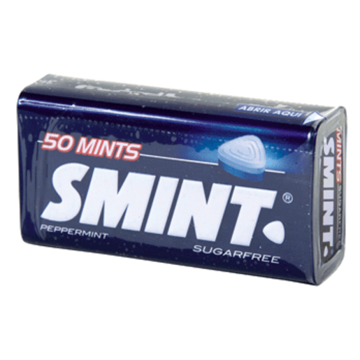 SMINT pastillas de peppermint lata 35 gr
