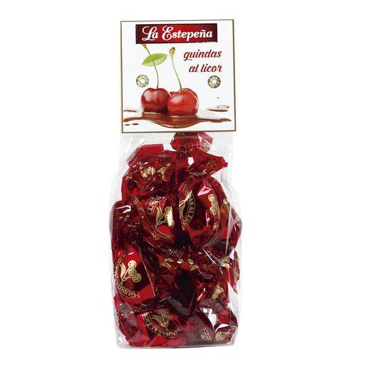 LA ESTEPEÑA cerezas al licor bolsa 150 gr