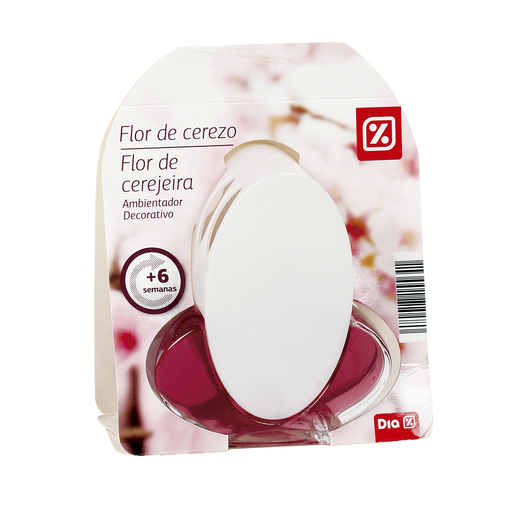 DIA ambientador aroma flor de cerezo 1 ud