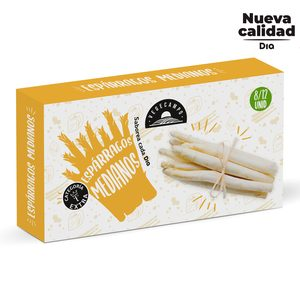 DIA VEGECAMPO espárragos blancos extra 8/12 piezas lata 125 gr
