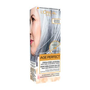EXCELLENCE Age perfect crema embellecedora Gris Perla caja 1 ud