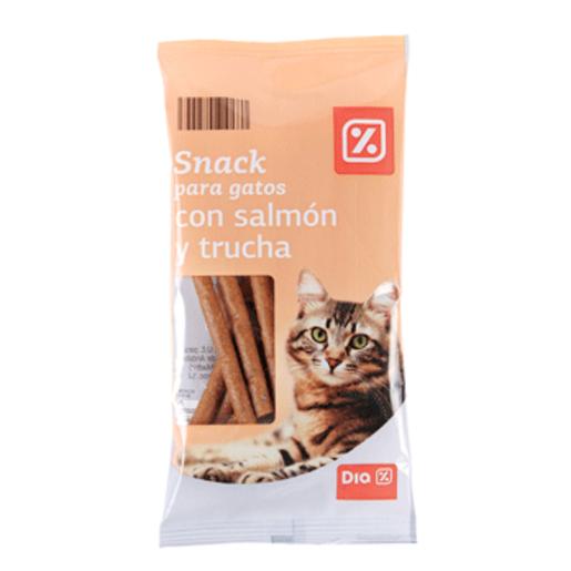 DIA snack para gatos salmon trucha bolsa 50 gr