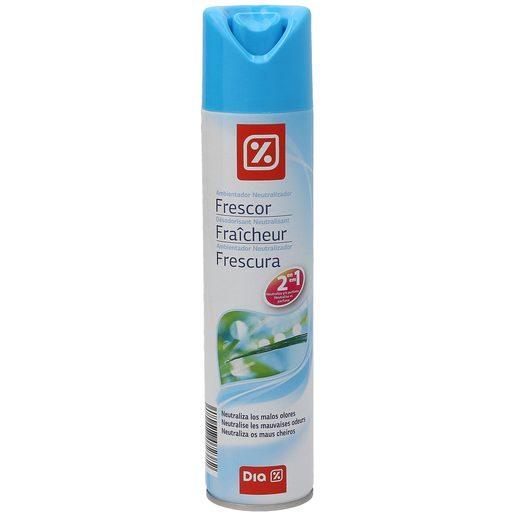 DIA ambientador neutralizador aroma frescor spray 300 ml