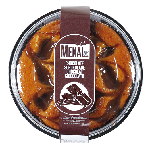 MENAL capricho chocolate 300 gr