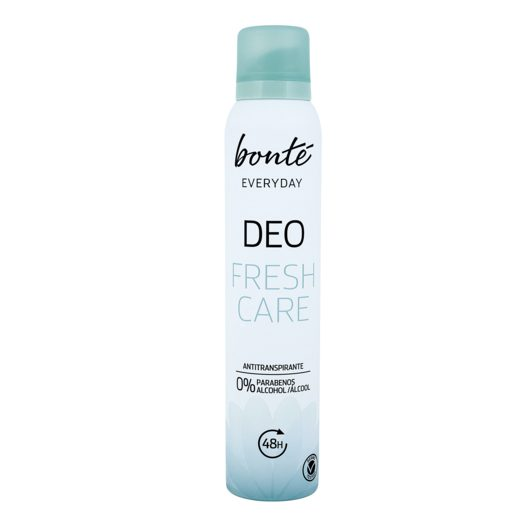 BONTE desodorante fresh care spray 200 ml