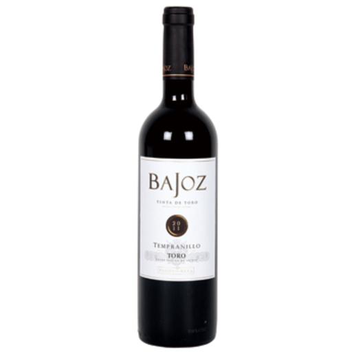 BAJOZ vino tinto DO Toro botella 75 cl
