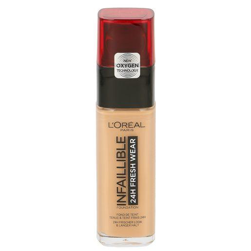 L'OREAL Infaillible 24H Fresh Wear base de maquillaje - 260 Golden Sun