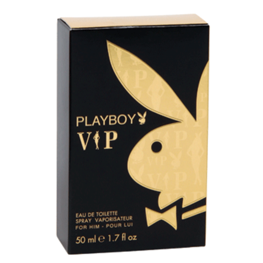 PLAYBOY colonia vip men frasco 50 ml