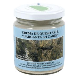VALDEÓN - GARGANTA DEL CARES queso crema cabrales tarro 200 g