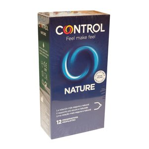 CONTROL preservativo natural caja 12 uds