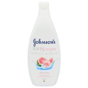 JOHNSON?S gel de ducha refrescante sandía y rosa bote 750 ml