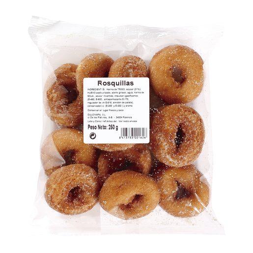 Rosquillas bolsa 250 gr