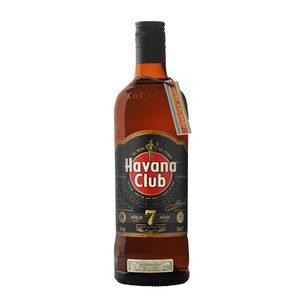 HAVANA CLUB ron añejo 7 años botella 70 cl