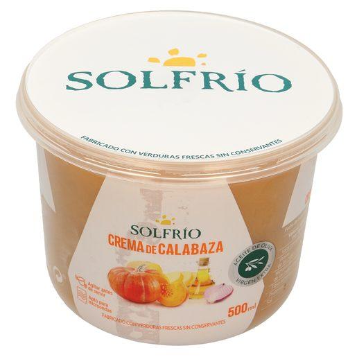 Crema de calabaza 500 ml