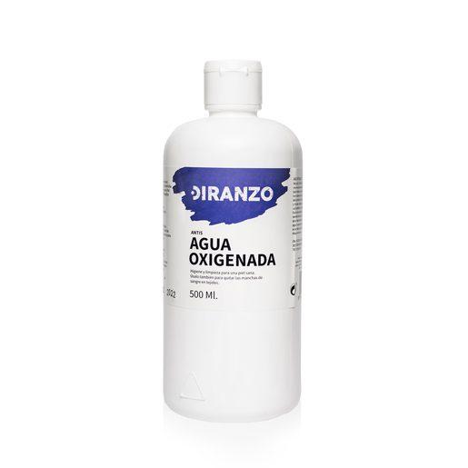 DIRANZO agua oxigenada 10 vol. bote 500 ml