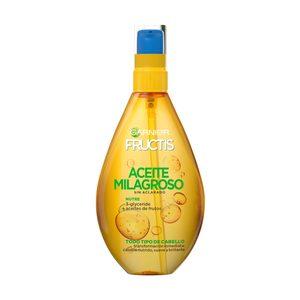 FRUCTIS aceite milagroso dosificador 150 ml