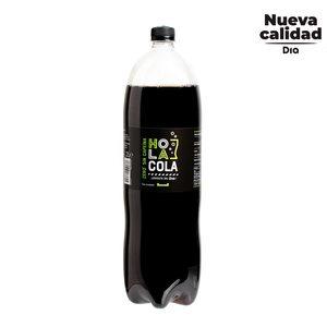 DIA HOLA COLA refresco de cola zero sin cafeína botella 2 lt