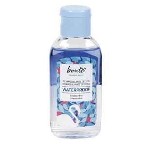 BONTE desmaquillante de ojos waterproof formate viaje bote 50 ml