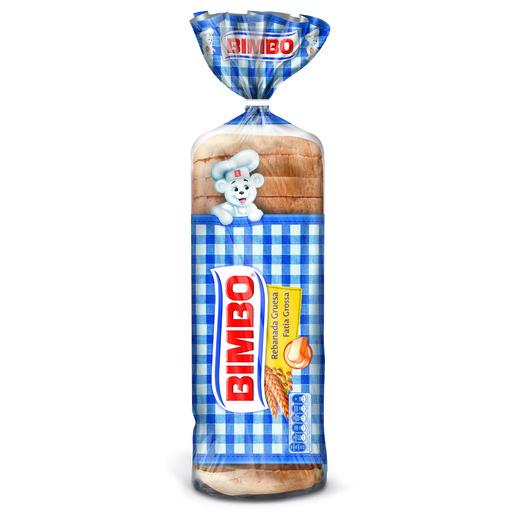 BIMBO pan de molde rebanada gruesa bolsa 750 gr