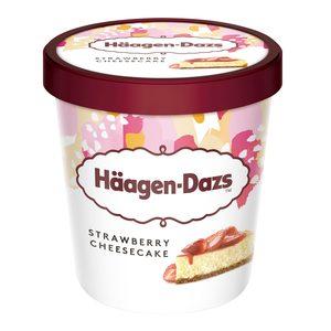 HAAGEN DAZS helado tarta de queso tarrina 400 gr