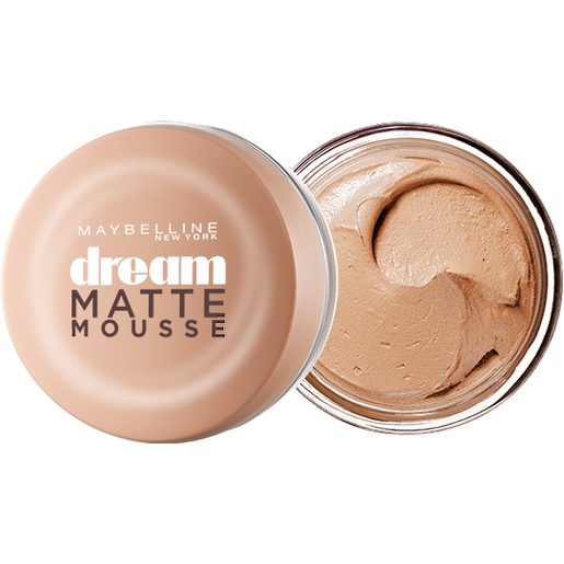 MAYBELLINE Dream Mat Mousse base de maquillaje 32 Golden