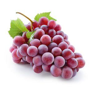 Uva roja sin semilla bandeja 500 gr