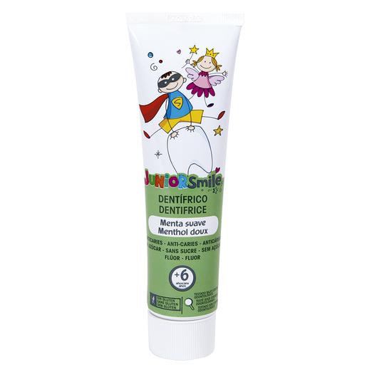 BONTE dentífrico suave sabor menta para niños tubo 100 ml
