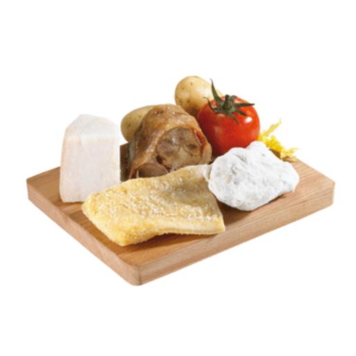 Preparado de cocido salado bandeja 500 gr