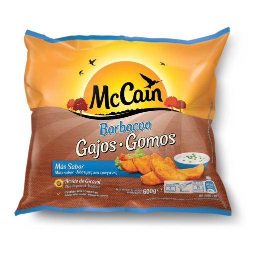 McCain patatas gajo barbacoa bolsa 600 gr