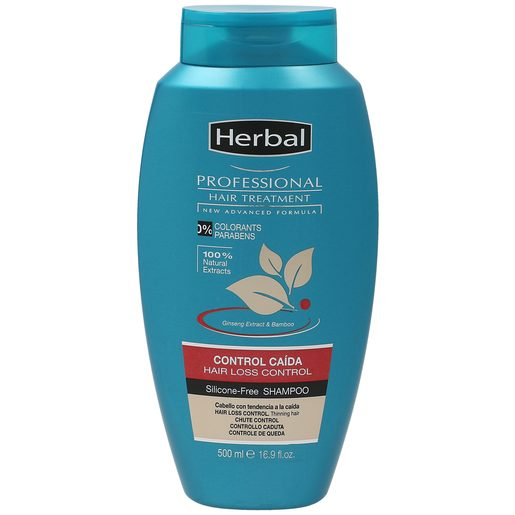 HERBAL Professional treatment champú anticaída bote 500 ml