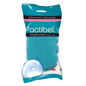 ACTIBEL esponja de baño doble acción bolsa 1 ud