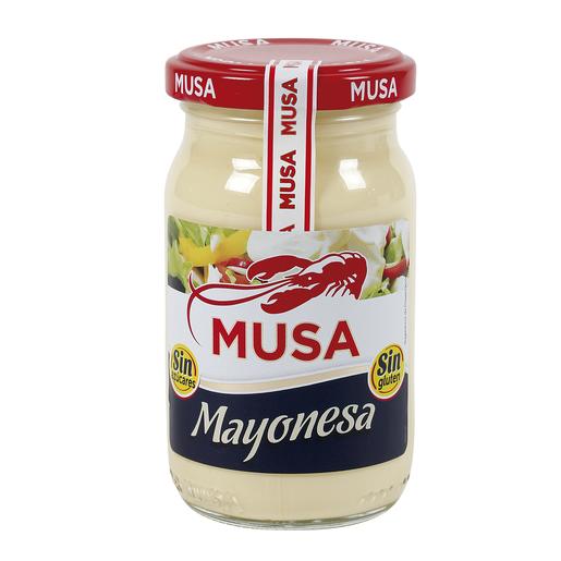 MUSA mayonesa frasco 225 ml