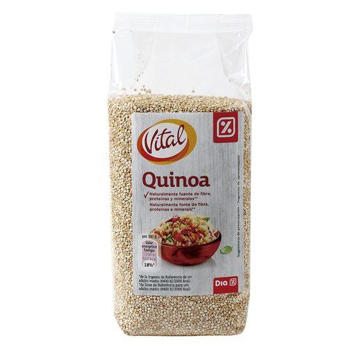 DIA VITAL quinoa paquete 500 gr