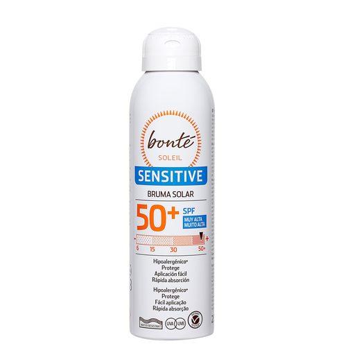 BONTE bruma protectora solar sensitive spf +50 spray 200 ml
