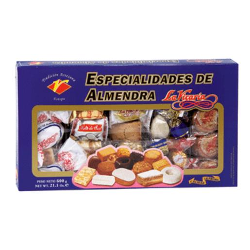 LA VICARIA surtido especialidades caja 600 gr
