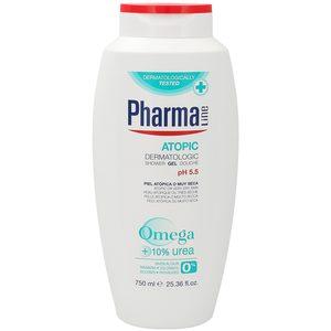 PHARMALINE gel de ducha atopic bote 750 ml