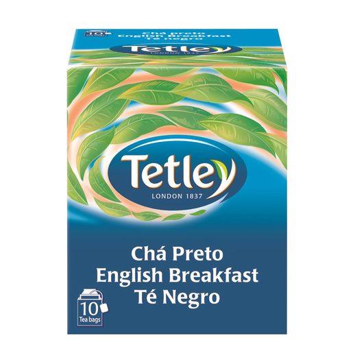 TETLEY té negro estuche 10 bolsitas