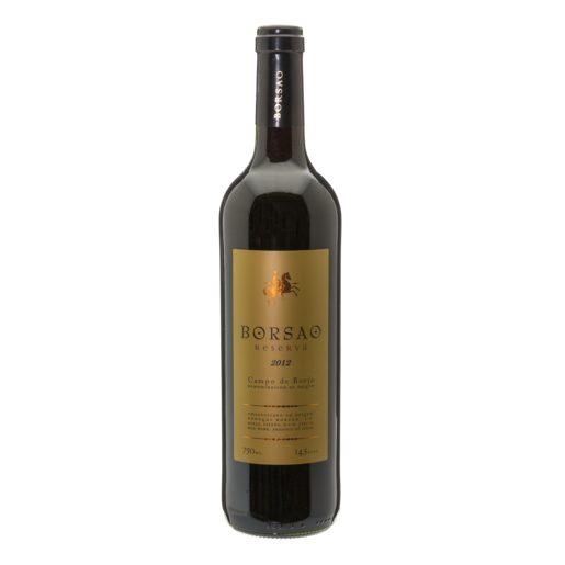 BORSAO vino tinto botella 75 cl