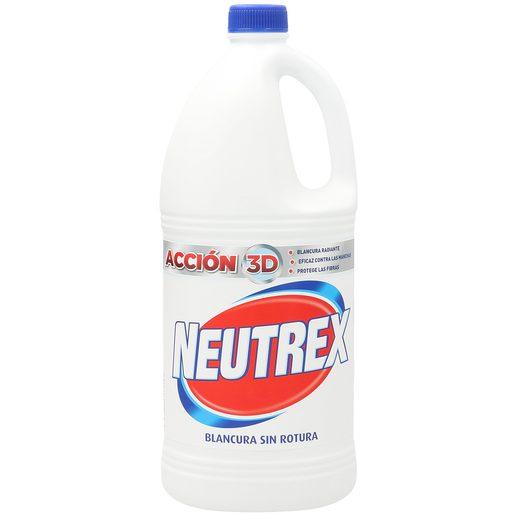 NEUTREX lejía botella 2 lt