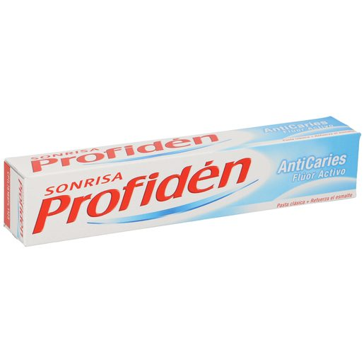 PROFIDEN pasta dentrifica anticaries tubo 75ml