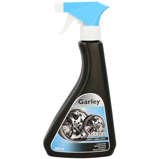 GARLEY limpia llantas pistola 500 ml
