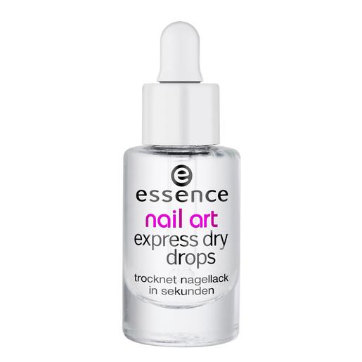 ESSENCE Nail Art gotas de secado rápido para uñas