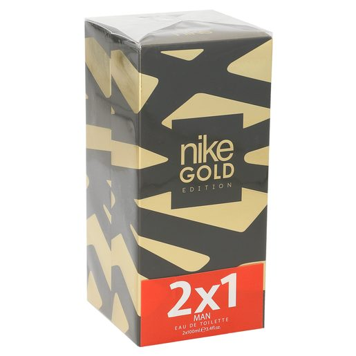 NIKE colonia gold edition man spray 2 x 100 ml