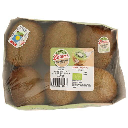 Kiwi bio bandeja 600 gr