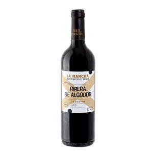 RIBERA DE ALGODOR vino tinto reserva DO La Mancha botella 75 cl