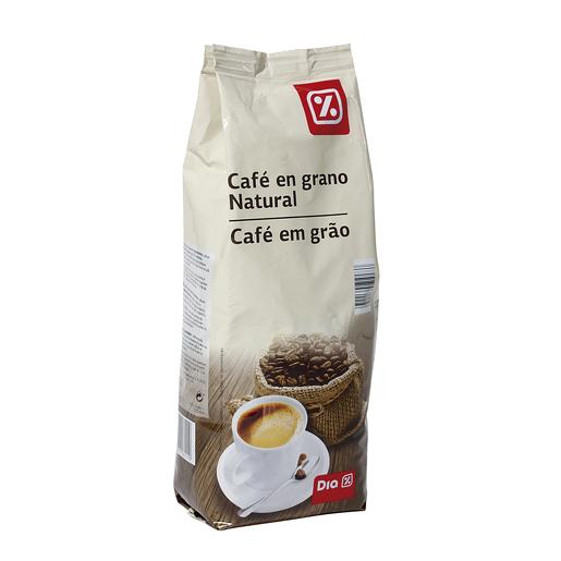 DIA café natural en grano paquete 500 gr