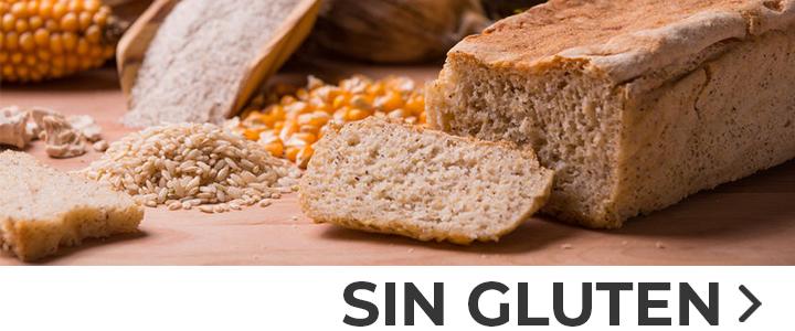 Selección de productos Sin Gluten en dia.es