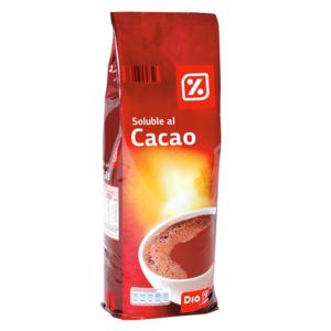 DIA cacao soluble bolsa 1,5 kg