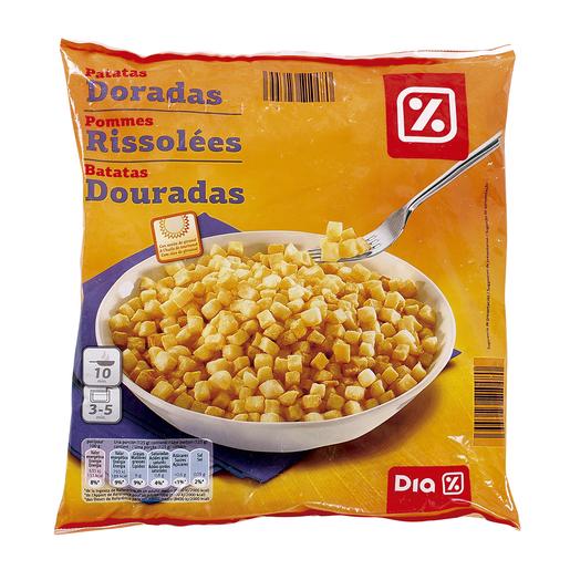 DIA patatas forma cubo bolsa 1 Kg